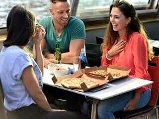 Pizza Cruise Amsterdam
